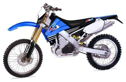 ATK 450 Enduro technical specifications